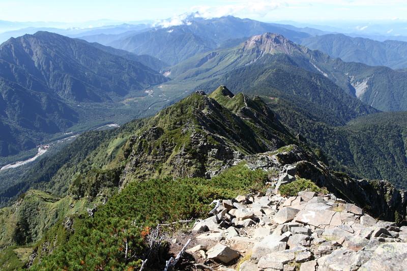 IMG_9021北アルプス西穂高岳登山