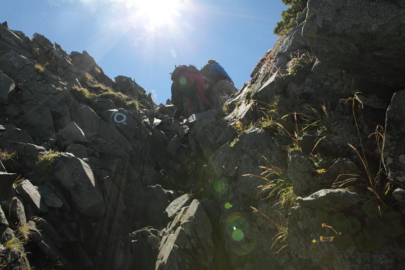IMG_9031北アルプス西穂高岳登山