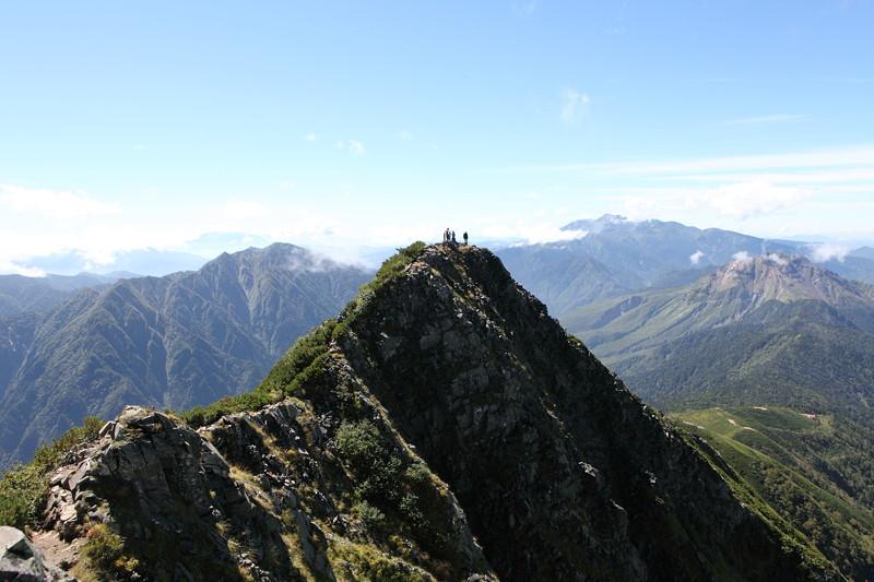 IMG_9035北アルプス西穂高岳登山