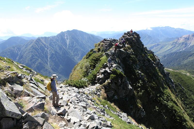IMG_9050北アルプス西穂高岳登山