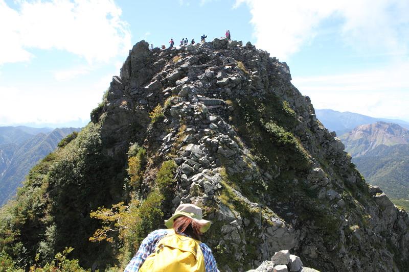 IMG_9058北アルプス西穂高岳登山