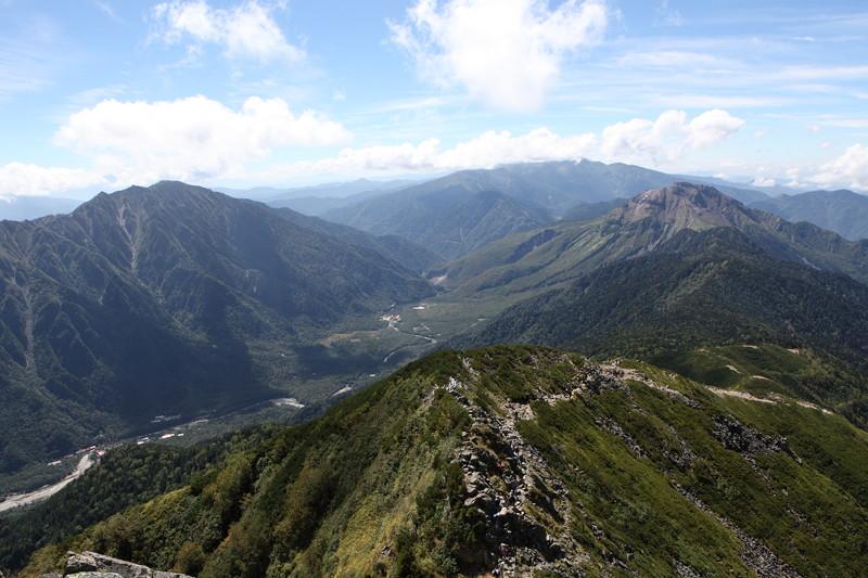 IMG_9066北アルプス西穂高岳登山