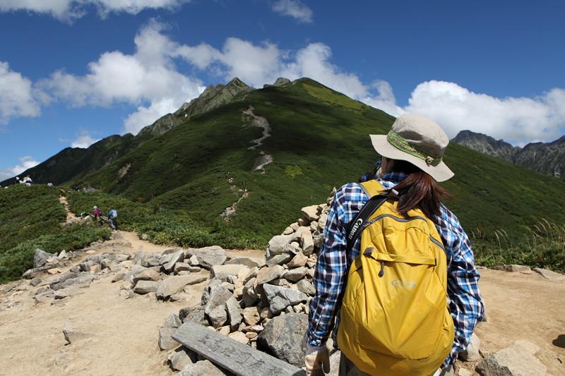 IMG_9078北アルプス西穂高岳登山