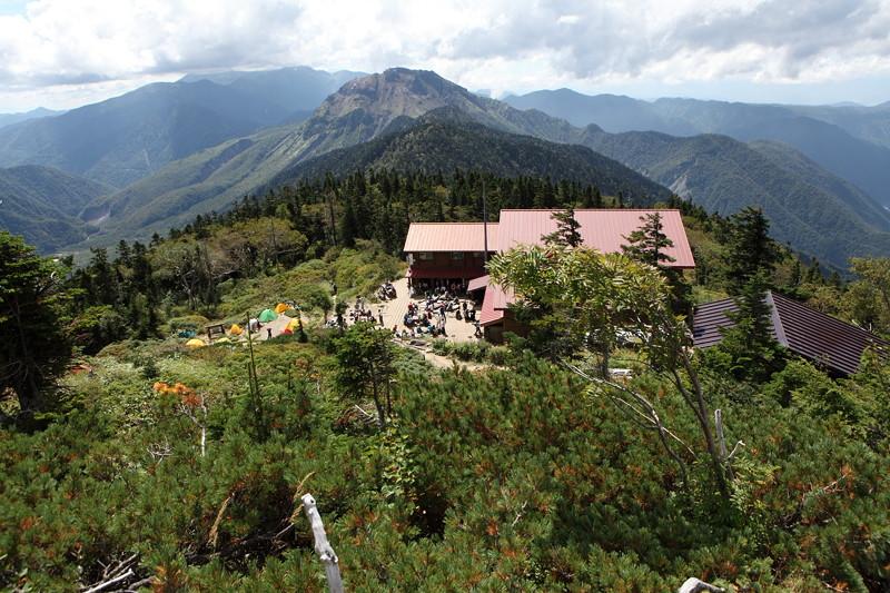 IMG_9081北アルプス西穂高岳登山
