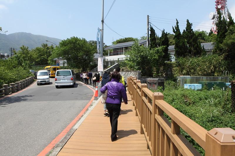 IMG_0294台湾陽明山_海芋祭と七星山登山