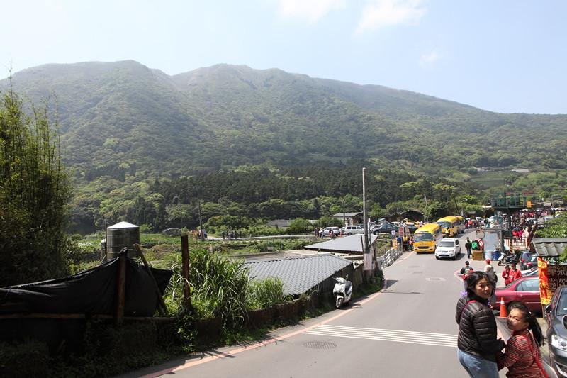 IMG_0302台湾陽明山_海芋祭と七星山登山