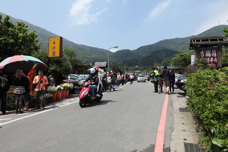 IMG_0307台湾陽明山_海芋祭と七星山登山