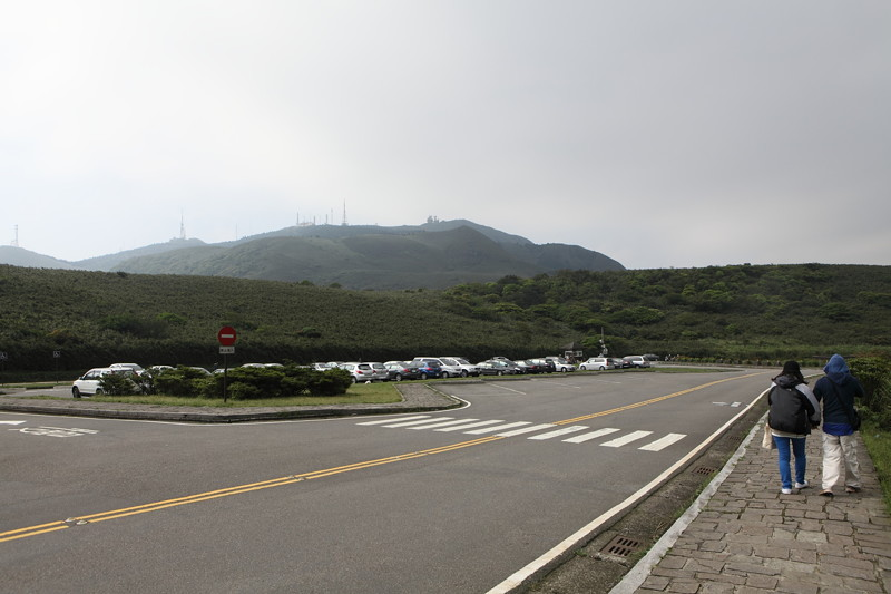 IMG_0391台湾陽明山_海芋祭と七星山登山