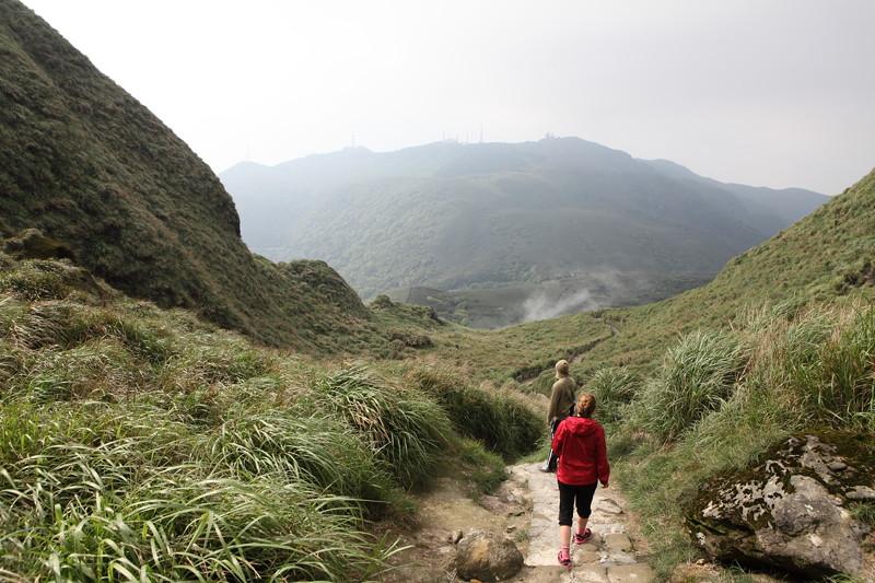 IMG_0422台湾陽明山_海芋祭と七星山登山