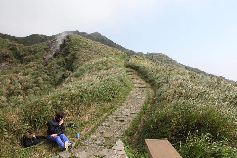 IMG_0427台湾陽明山_海芋祭と七星山登山