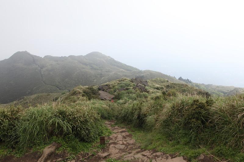 IMG_0462台湾陽明山_海芋祭と七星山登山