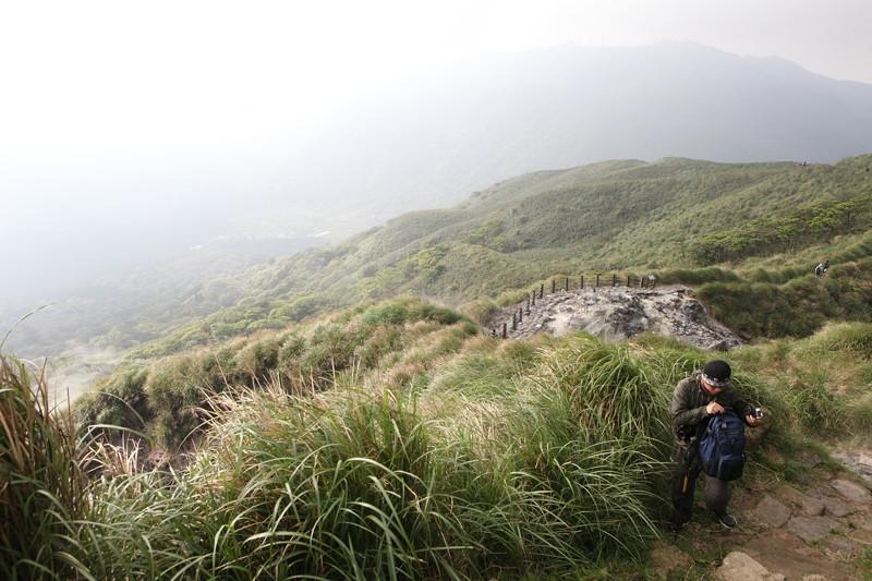IMG_0485台湾陽明山_海芋祭と七星山登山