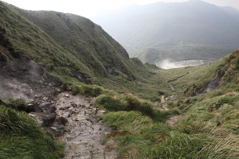 IMG_0488台湾陽明山_海芋祭と七星山登山