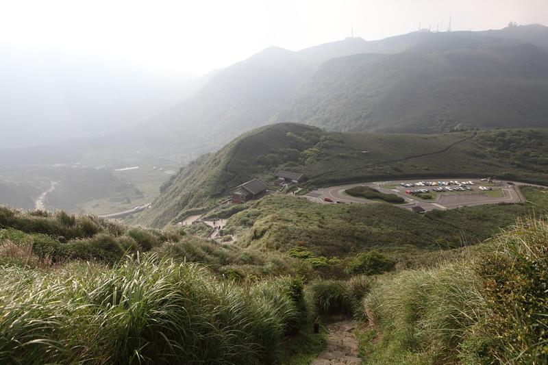 IMG_0494台湾陽明山_海芋祭と七星山登山