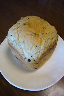 130927-2 胡桃山ぶどう胡麻パン