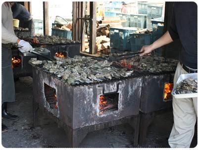 20130307 焼き牡蠣