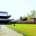 瑞龍寺 仏殿と大庫裏(2)