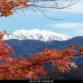 小松市 生雲から白山