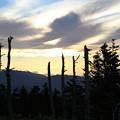 渋峠から 日の出