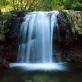 横谷渓谷 霧降の滝(1)
