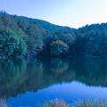 秋の御射鹿池(6)