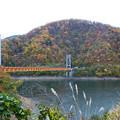 Photos: 九頭竜湖 夢のかけはし
