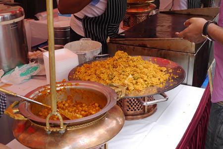 自然派インド料理ナタラジ