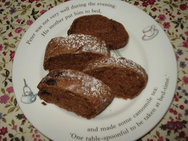 チョコチップ パン