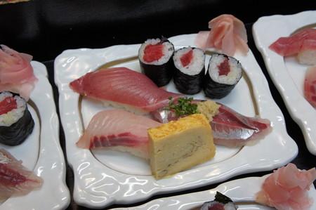 相模湾のお寿司