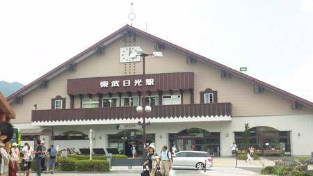 日光駅到着☆これから東照宮...