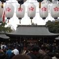 姫路護国神社。