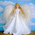 †天空より舞い降りた天使†大きいサイズ☆ジェニー・フレンドドール・オリーブ/タカラ☆MACKYsの手作りドールドレス&ハンドメイドお人形お洋服