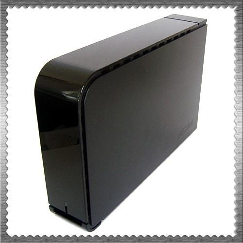 BUFFALO USB3.0 外付けハードディスク 2TB HD-LB2.0TU3/N 2