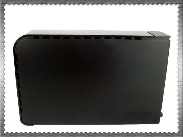 BUFFALO USB3.0 外付けハードディスク 2TB HD-LB2.0TU3/N 3