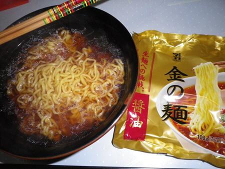 セブン&アイ 金の麺 醤油