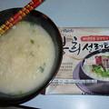 写真: 韓国paldoソルロンタン麺
