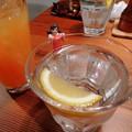 Photos: 拉麺熱 お冷はレモン入り