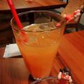 Photos: 拉麺熱 たぶんグレープフルーツジュース