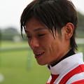 Photos: 嘉藤貴行騎手