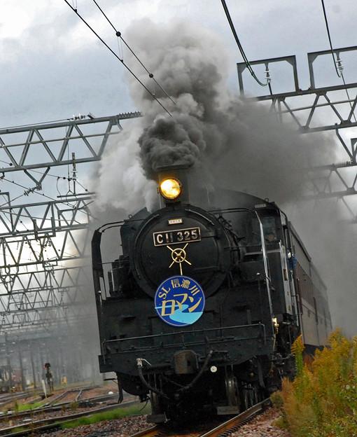SL信濃川ロマン号