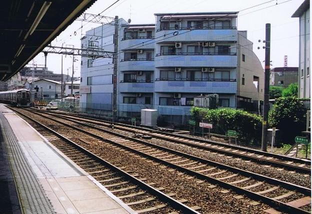 阪急富田駅の写真(1)