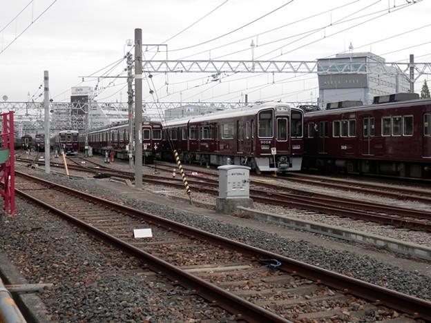 阪急電鉄・正雀工場1