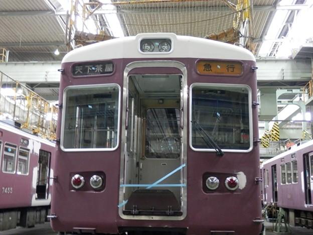 阪急電鉄・正雀工場8