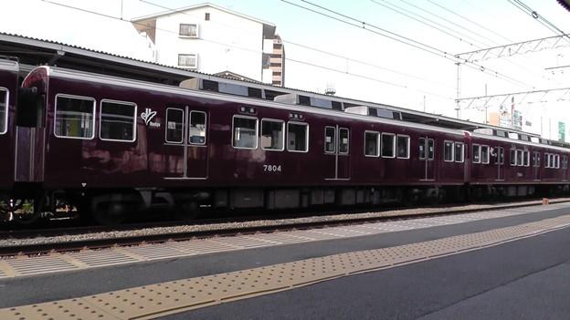 阪急富田駅の写真2