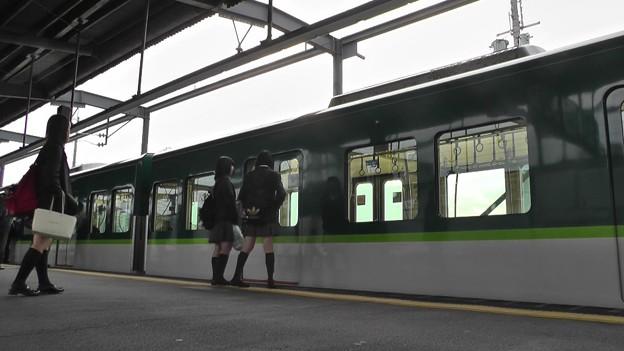 京阪宇治駅の写真13