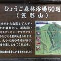 Photos: 笠形山2