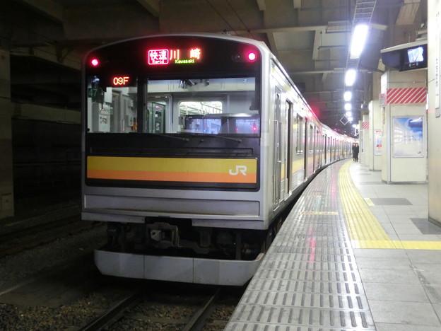 1200番台 南武線