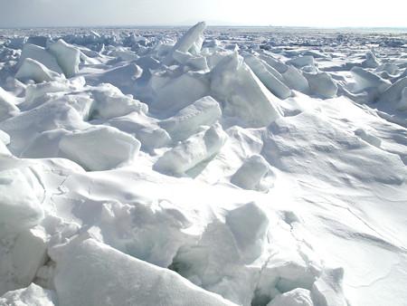 11.大きな流氷