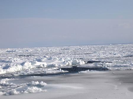 09だんだん大きくなる流氷