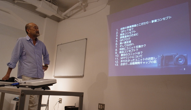 Photos: カメラの話